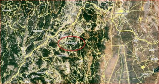 Kurds Mountain-Jabal al-Akrad-1482