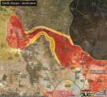North Aleppo 9km cut1 3jan 14bahman