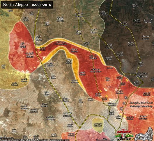 North Aleppo 9km cut1 3jan 14bahman