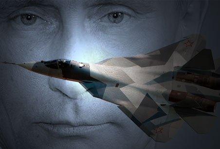 プーチン - シリア - 戦闘機、ジェット