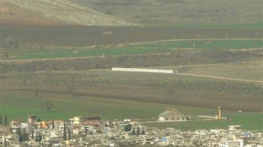 Rojava-land-over-Efrin-Syrian-border-7