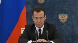Russian Prime Minister Dmitry Medvedev-2