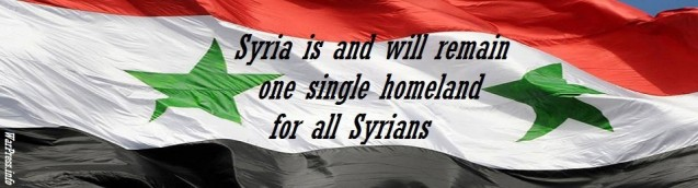 the real Syrian Free Press