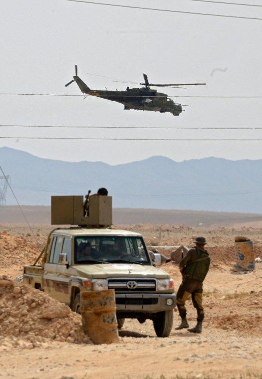 Desert Falcons self-defense unit (8)