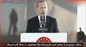 Erdogan threatens Europe-2