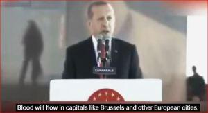 Erdogan threatens Europe-2