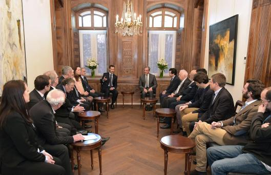 French Delegation in Damascus 27March2016 (7)