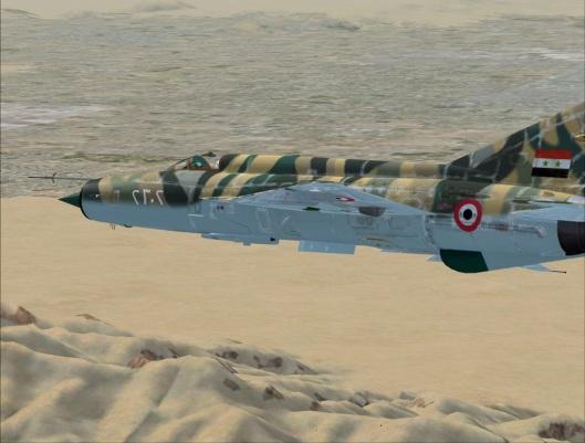 MIG-21 Jet-2c