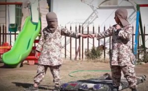 orphans-training-daesh-isis-2
