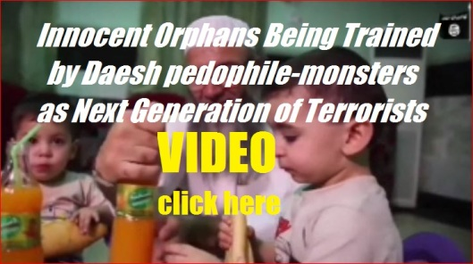 orphans-training-daesh-isis-video