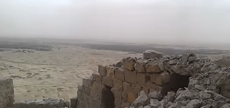 Palmyra citadel-2