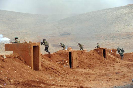 saa-attack-terrorist-positions
