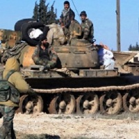 "Latest 5 Days of Military Operations in Syria: CIA's mercenary-leaders of the ""Ajnad al-Sham"" gang killed by SAA in southern Aleppo, dozens of Daesh terrorists killed and their vehicles destroyed, weaponry U.S.-made seized, in countrysides of Sweida, Hama, Deir Ezzour, Raqqa, Damascus ~ [Updated]"