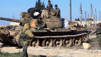 シリア・アラブ軍はいくつかの分野でのテロ暴力団に大きな損失を被ら、アレッポ県の多くの村でセキュリティを復元し、[更新]