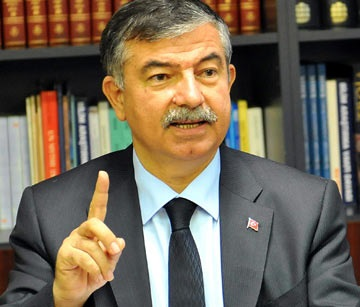 Turkish Defense Minister Ismet Yilmaz-2