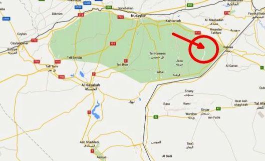 US_Kurds_map-us-base-in-Rmeilan-2