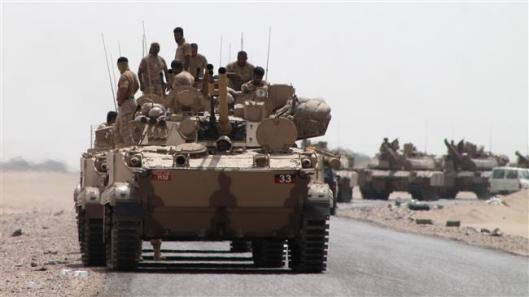 Yemeni-forces-capture-Saudi-mercenaries-2