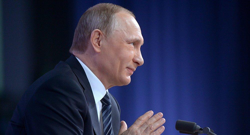 Russia under Vladimir Putin