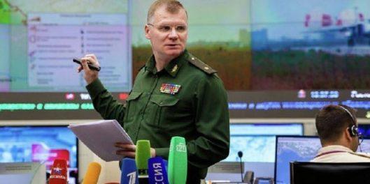 Lieutenant General Igor Konashinkov
