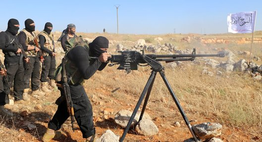 Pentagon Trains Islamist Rebels in Syria
