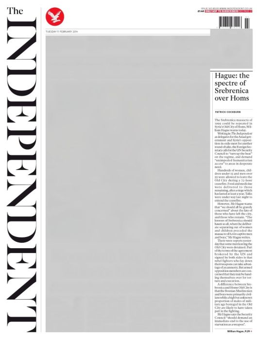 the-independent-11-february-2014