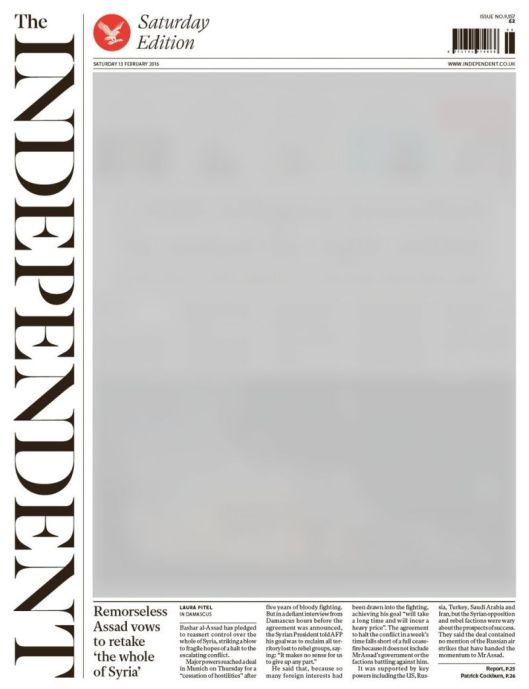 the-independent-13-february-2016