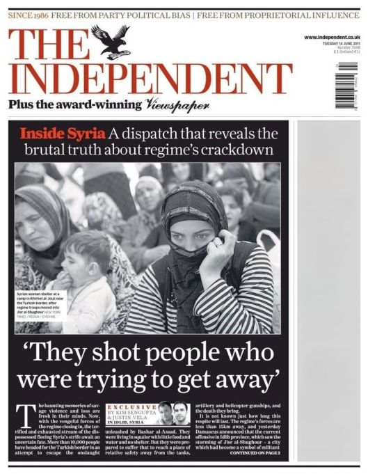 the-independent-14-june-2011