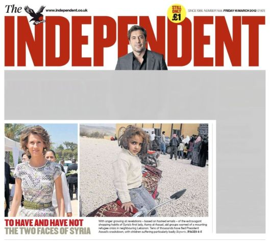 the-independent-16-march-2012