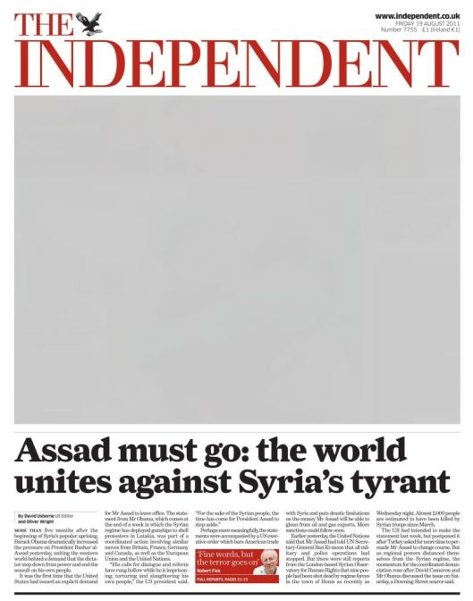 the-independent-19-august-2011