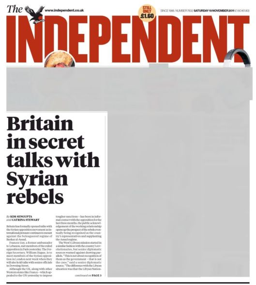 the-independent-19-november-2011