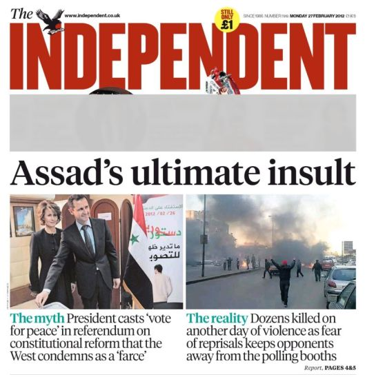 the-independent-27-february-2012