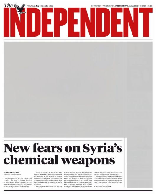 the-independent-9-january-2013
