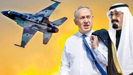 Israel-Saudi-Arabia-Allies