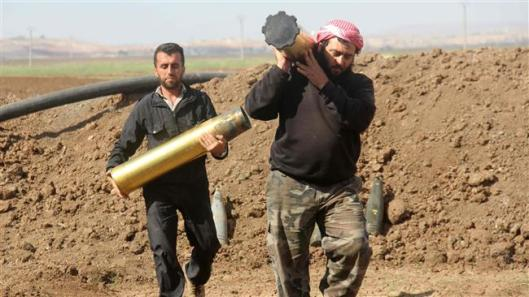 Jaish al-Fatah-terroristsss