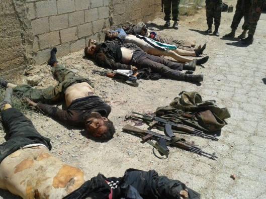 mercenary-terrorists-killed-in-syria