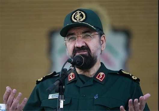 Secretary of Iran Expediency Council Mohsen Rezaei