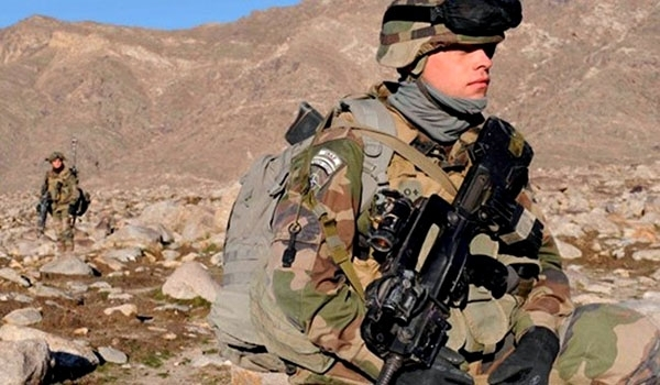 US Military Forces in ME