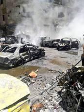 al-Sayyida Zainab twin bombings-10