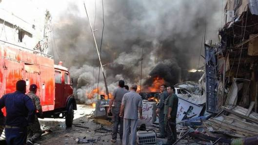 al-Sayyida Zainab twin bombings-20