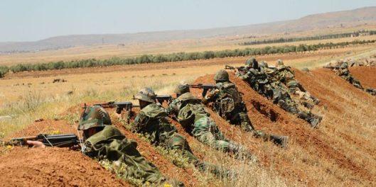 Army-Daraa