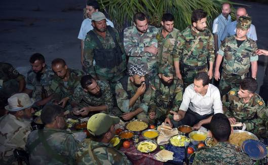 Bashar_al-Assad_and_SAA_20160627-1