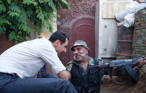 Bashar_al-Assad_and_SAA_20160627 (11)