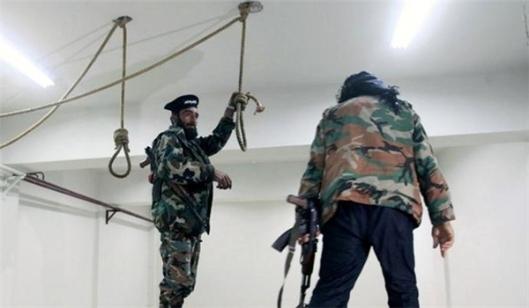 Fallujah-prisons