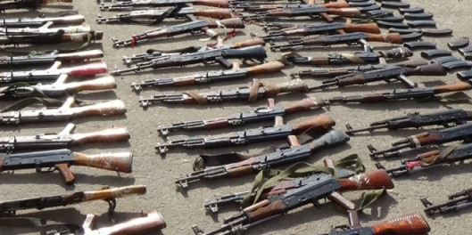 gunmen-wanted-turn-themselves-in-legal-status-weapons-Daraa-3-660x330