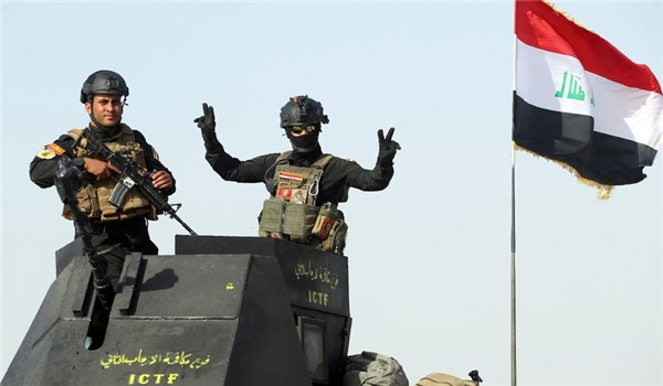 Iraqi Forces Enter ISIL-Held Fallujah