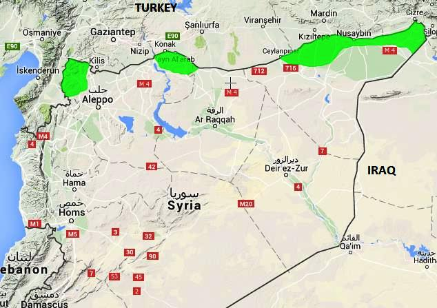 Kurdish-Majority-areas-in-Syria-