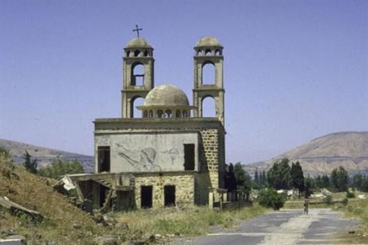 Prohibited -Quneitra- Syrien-01