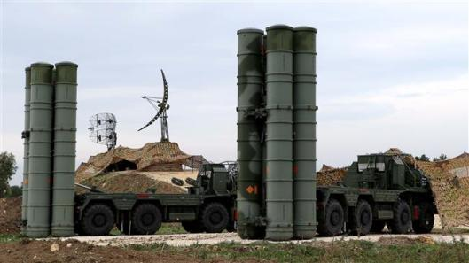 S-500 Prometey air and missile defense system-1