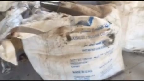 Tons of explosives found in Daesh hideout-3