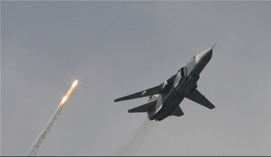 Al-Nusra Terrorists in Aleppo Province Receive Severe Blow from Russian Air Force
